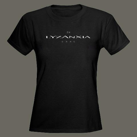 T-Shirt Girly - UNSU - BLACK
